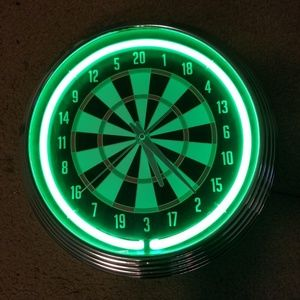 Glow in the Dark Clock